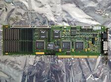 IBM 69F9731 07G8265 ACTIONMEDIA II 2MB VIDEO CARD 16 bit ISA - free ship!