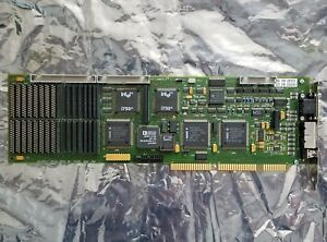 IBM 69F9731 07G8265 ACTIONMEDIA II 2MB VIDEO CARD 16 bit ISA - free ship!