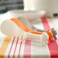 Plastic Cooking Ladle Kitchen Squirrel Shape Non-stick Rice Paddle Scoop Spoon