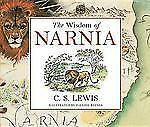 Wisdom of Narnia FCS by C. S. Lewis (2005, Hardcover) Gift Book Illustrated