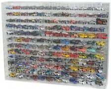 Wall Mount Diecast Car Display Case 1:64 Scale 144/64