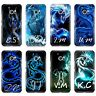 Dragoon Beyblade Dragon Blue Drawing Roar Slayer Painted Phone Case Cover