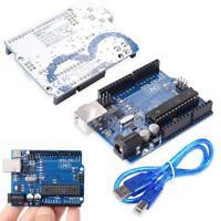 UNO R3 MEGA328P ATMEGA16U2 Entwicklungsboard für Arduino Neu