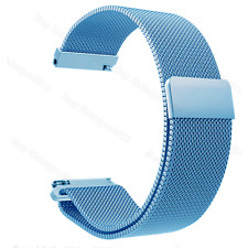 Milanese Stainless Steel Magnetic Loop Wrist Band Strap For Samsung Gear S3