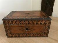 Victorian Tunbridgeware box