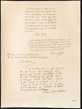 1926 - Lithographie citation de Goyau, P de a Gorce, Hanotaux, Camille Jullian