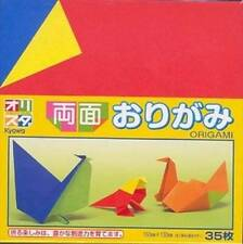"""New listing 5x 35 Sheet Japanese Origami Folding Paper Double Side Color 6"""" S-1686x5 Au"""