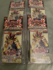 Ancient Sanctuary - 1st Edition - Yu-Gi-Oh Sealed Booster pack + 3 bonus cards