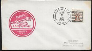 3/2/77 Space Shuttle Test Flight Edwards AFB