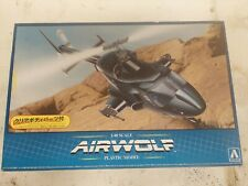 Aoshima 1/48 Airwolf Helicopter