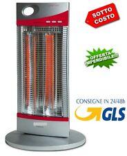 STUFA ELETTRICA AL CARBONIO OSCILLANTE KARBON 600 - 1200 WATT