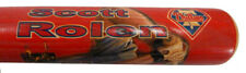 """2000 Scott Rolen Coopersburg Sports Commemorative Phillies 34"""" Wood Bat"""