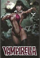 VAMPIRELLA #4  ART GERM  BEAUTIFUL COVER     NM