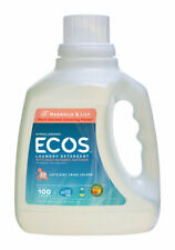 ECOS  Earth Friendly Products  Magnolia Scent Laundry Detergent  Liquid  100 oz.