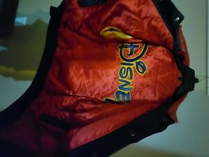 DISNEY-MICKEY MOUSE VERY SOFT LEATHER JACKET. EXCELLENT CONDITION.