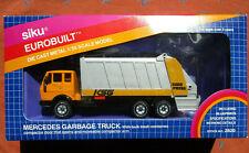 SIKU Eurobuilt Mercedes Garbage Truck, #2820, 1/55 scale