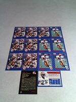 *****Robert Mimbs*****  Lot of 22 cards.....3 DIFFERENT / Football / CFL