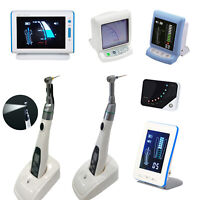 Dental Endodontic Root Canal Apex Locator+16:1 LED Endo Motor Treatment Wireless