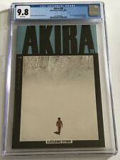 AKIRA #38 (Marvel Epic 1995) CGC 9.8 WH Pages Extremely Scarce Last Issue