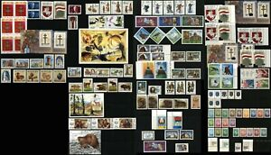 BELARUS 1992-1995 Postage Stamps Sheets Collection Mint NH