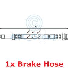 Apec BRAKING 367mm Scheibe Bremssattel Flexibel Gummischlauch Hos3349