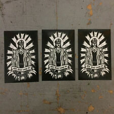 3 Pack of What would Lemmy do Sticker by Seven 13 Productions Motorhead Forever