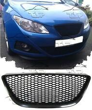 FRONT GRILL FOR SEAT IBIZA 6J 08-12 SPORT NO EMBLEM BODY KIT NEW