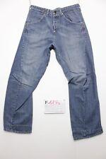 Levi's Engineered 679 Boyfriends Jeans gebraucht (Cod.F1176) Größe 46 W32 L34