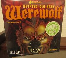 Werewolf: Haunted Glo Head - MPC Model Kit - Snap-Together - New