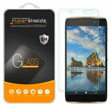 3X Supershieldz Tempered Glass Screen Protector Saver For Alcatel Idol 4S