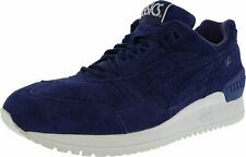 Asics Men's Gel-Respector Ankle-High Suede Sneaker