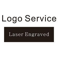 Logo Service Laser Engraved