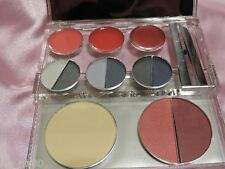 MODELS PREFER #004 DOUBLE DECKER COMPACT COLOR COLLECTION NEW SEALED QVC SPECIAL