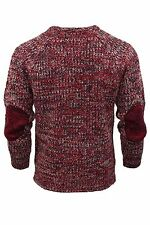 Brave Soul Patternless Jumpers & Cardigans for Men