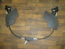 MERCEDES SL R230  - BOOT LID - FOLDING PARCEL SHELF AND DRIVE -  2308201942