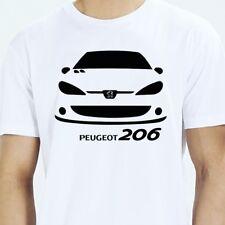 Camiseta peugeot 206 gti