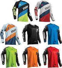 Thor Youth Sector Jersey - MX Motocross Dirt Bike Off-Road ATV MTB Boys Gear