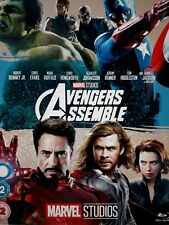 Avengers Assemble  (Blu-Ray, 2012) NEW AND SEALED WITH LTD EDITION O RING SLEEVE