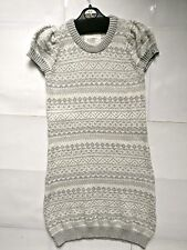 H&M GIRLS KNITTED DRESS; Size: 10-12 Years; Height: 146-152 cm