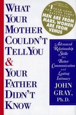 What Your Mother Couldn't Tell You and Your Father Didn't Know:-ExLibrary