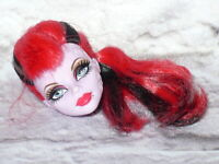 Mattel Monster High Doll OPERETTA HEAD ONLY for OOAK or Custom