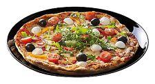 servizio 6 Piatti pizza Luminarc in vetro opale nero 32cm  Friends' Time