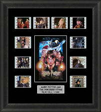 Harry Potter and the Sorcerers Stone Framed 35mm Film Cell Memorabilia Filmcells