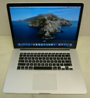 "Apple MacBook Pro Retina 15"" A1398 2014 Core i7-4770HQ@ 2.2GHz 16GB, 512GB SSD"