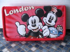 Mickey Mouse Disney Coin Purses/Wallets (1968-Now)
