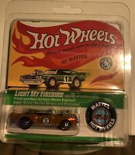Hot Wheels 2016 RLC Light My Firebird Spoilers #319 Of 5000 Low Number Rare