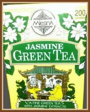 Mlesna Pure Ceylon Green Tea Jasmine Loose Tea 200g (7.05 Oz)