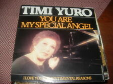 """TIMI YURO """" YOU ARE MY SPECIAL ANGEL  """" HOLLAND'82"""