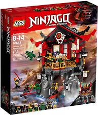 Lego Ninjago - 70643 templo de la resurrección m. Harumi, Lloyd & Mr. e-nuevo embalaje original