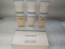 Neutrogena Shampoo Conditioner Lotion And Body Soap travel size